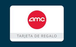 Tarjeta de Regalo de $50 de AMC Theatres©