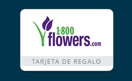 Tarjeta de Regalo de $50 1800 de Flowers